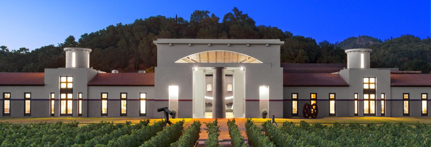 Clos Pegase Winery Calistoga Napa Valley